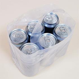 6缶用ポリハンドルバッグ